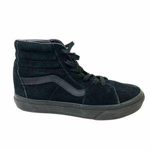 Vans Sk8-hi Black Sneakers 6.5 Women's 5 men´s